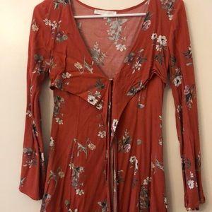 Cute fall dress!